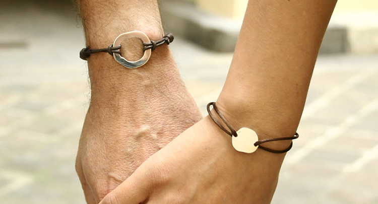 Gelang couple handmade 3