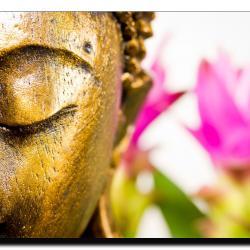 Tableau zen bouddha ii